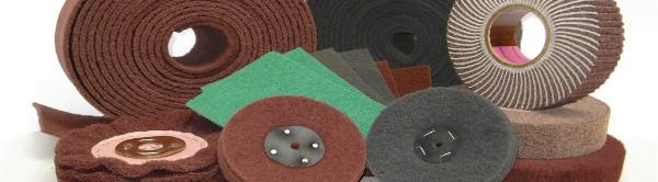Abrasive Pads / Rolls