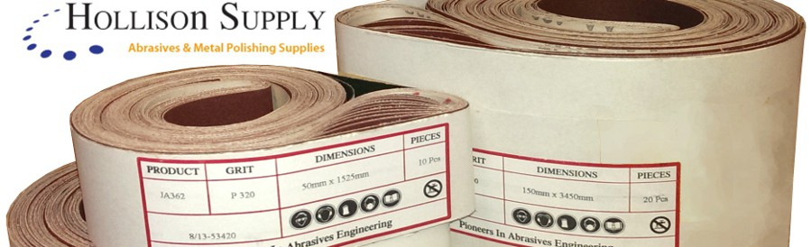 Sanding Belts by Material