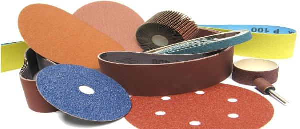 Sanding Abrasives