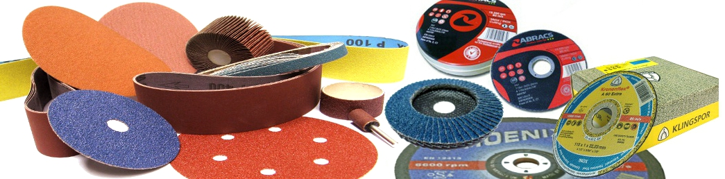 Bonded & Coated Abrasives