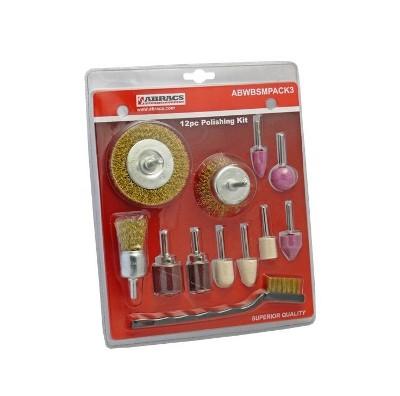 Abracs 12pc Polishing Kit