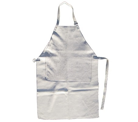 "Patched Chrome Leather Apron 36""x 24"" (90cm x 60cm)"