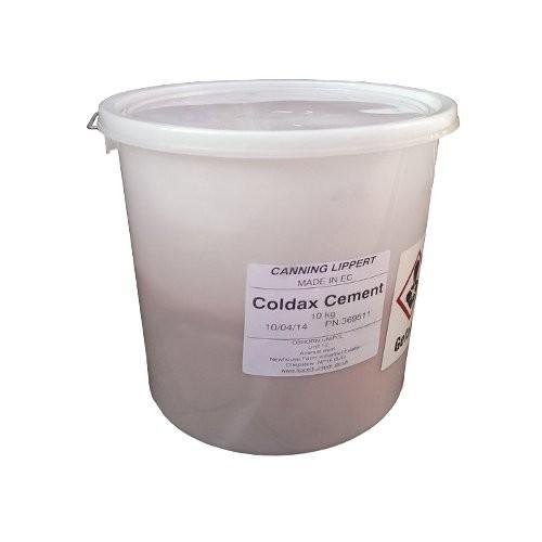 Canning Coldax Wheel Cement 10kg Pail