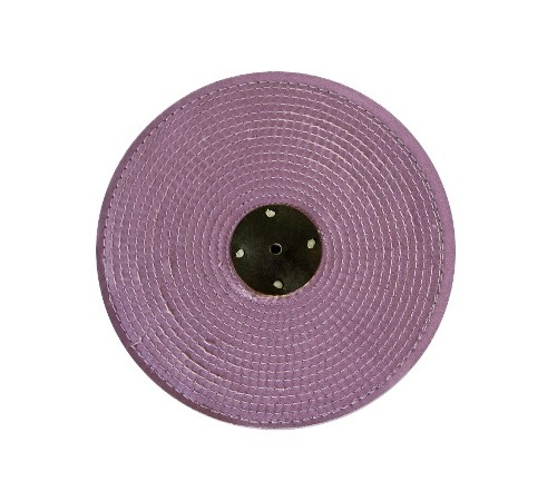 Coloured Close Stitched Polishing Mop