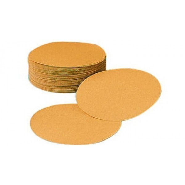 DA Orbital Velcro Sanding Discs - no holes (Pack of 10)