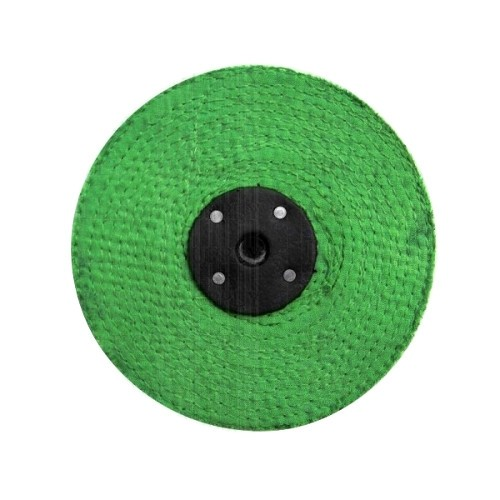 Green Sisal Polishing Mops