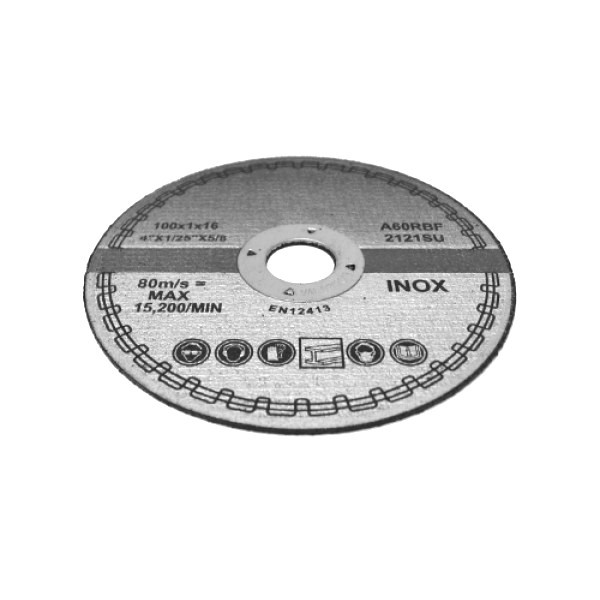 Extra Thin Cutting Discs 115mm x 1mm (Pk of 25)