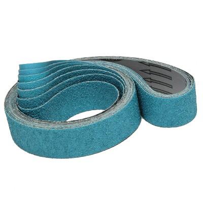 50 - 150mm Wide Zirconium Sanding Belts