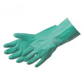 Super Nitrile Green Gauntlets