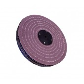Coloured Open Stitched Polishing Mops