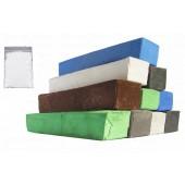 Metal Polishing Compound General Purpose Kit - 750g Bars