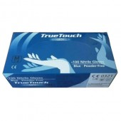Box of 100 Powder-Free Nitrile Gloves Size: Large