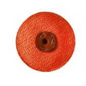 Metal Polishing Wheel, Orange Sisal Mop