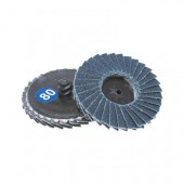 Quick Change Flap Disc (Pack of 10 Discs)