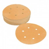 DA Orbital Velcro Sanding Discs 150mm - 6 holes (Pk of 10)