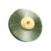 Stainless Vertex Wire Wheels - Stepped Bore