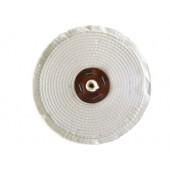 White Close Stitched Polishing Mop