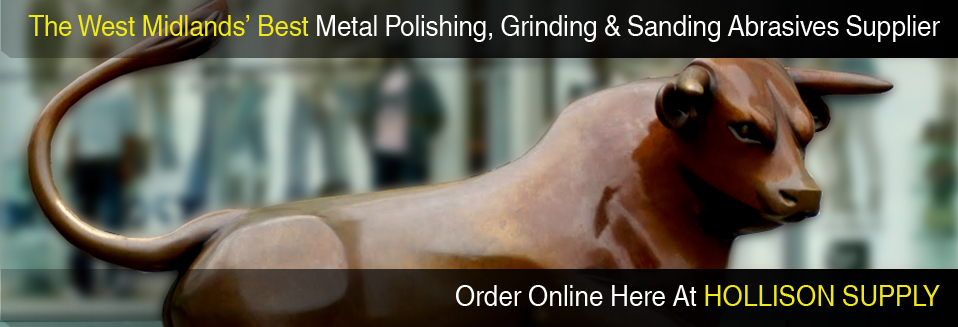 Hollison Supply - Abrasives & Metal Polishing Supplies